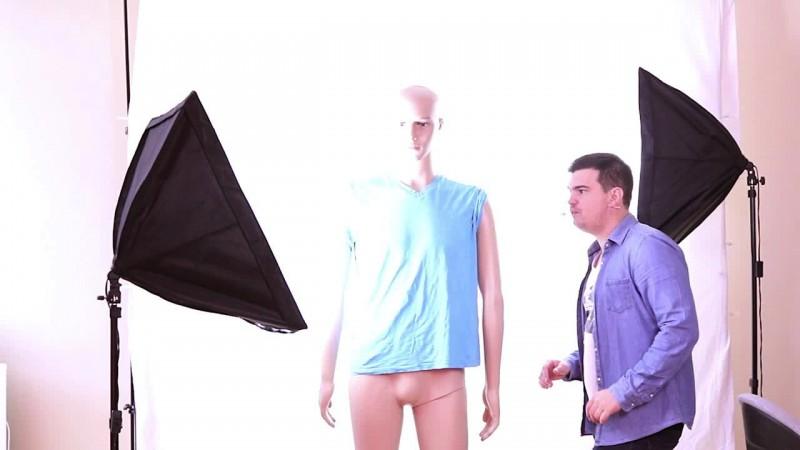 Méthode pour tourner une vidéo sur fond blanc