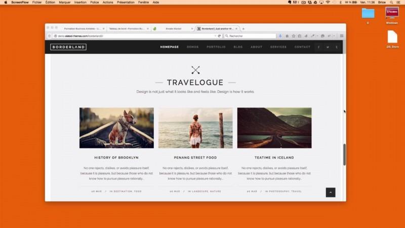 L'esthétique d'un site internet
