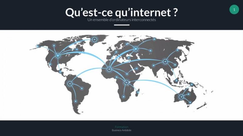 Qu'est-ce qu'internet ?