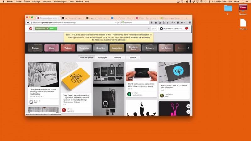 Créer un site internet: Soigner son identité Soigner son identité