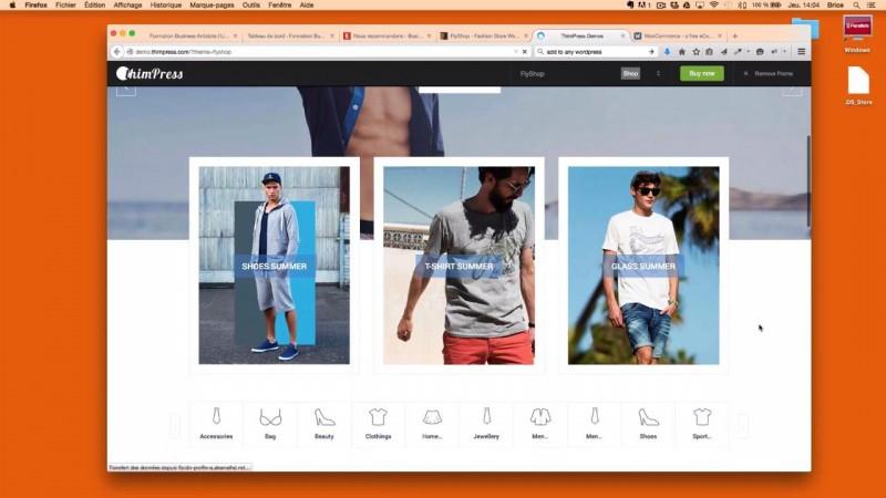 Vendre en ligne avec WooCommerce